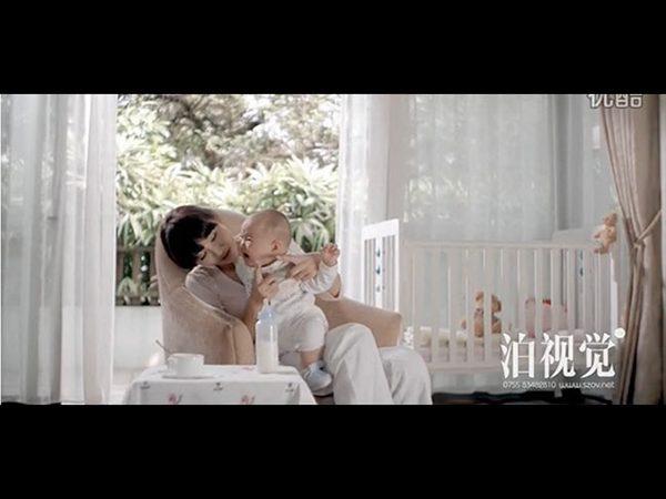 Ecobe嬰兒用品感人微電影